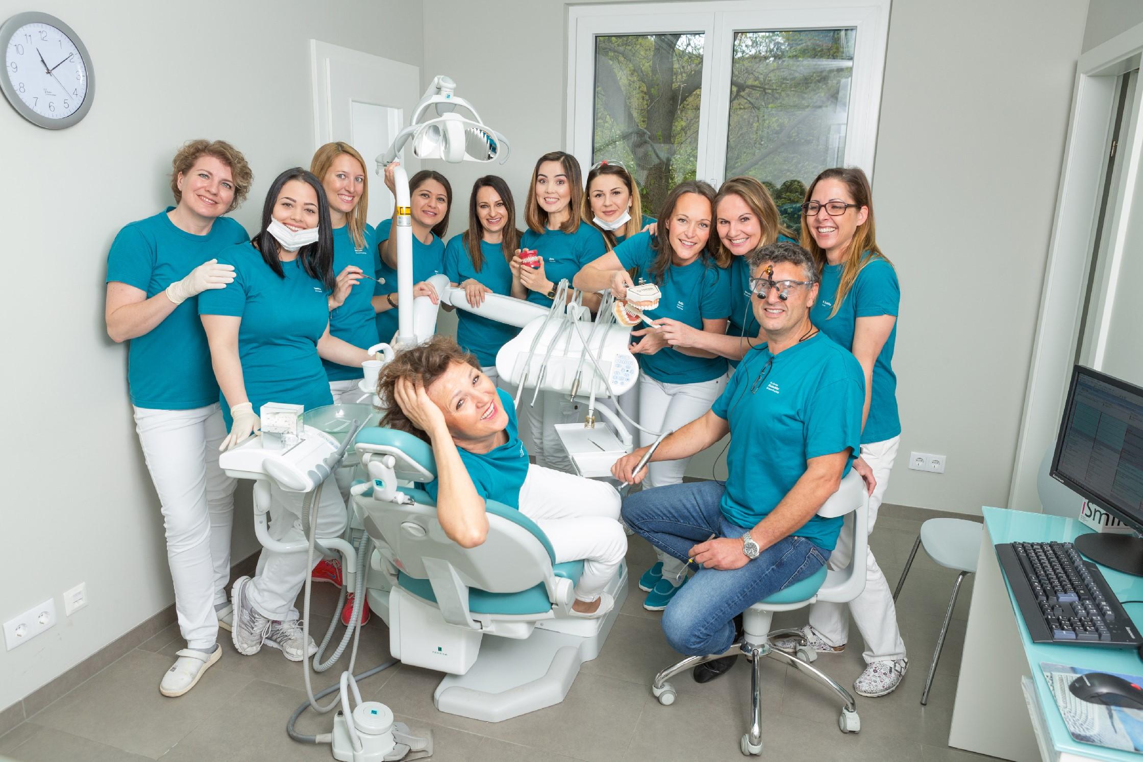 Dentist ordination Dr. Krampf-Farsky, Maria Enzersdorf, Mödling.